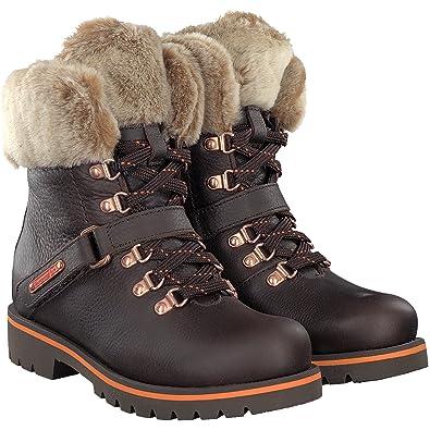 Botin PANAMA JACK BARUSKA B3 Marron 41 Marron: Amazon.es: Zapatos y complementos