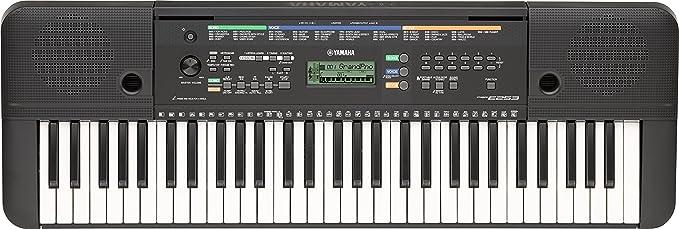 56 opinioni per Yamaha PSR-E253 Tastiera portatile, Nero