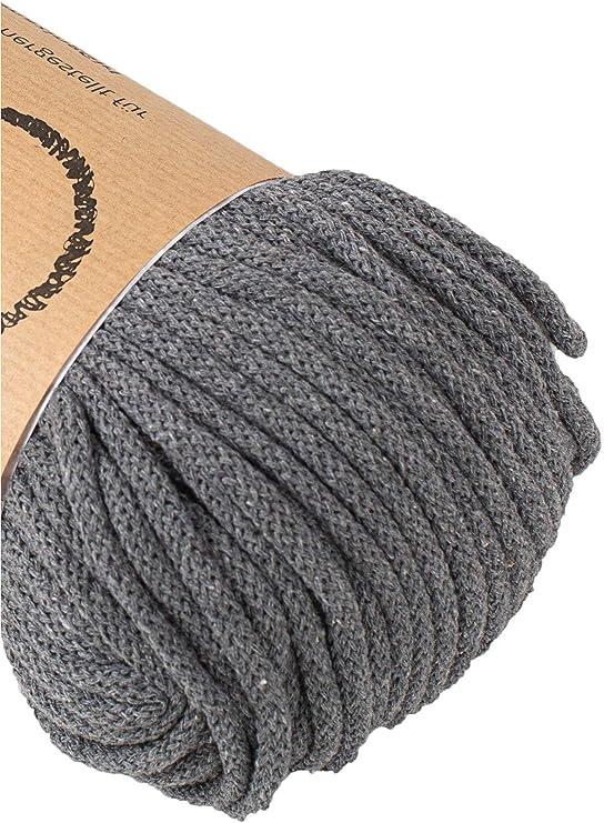 hilo macrame 3 mm trapillo bobinas - cuerda algodon cordon para ...