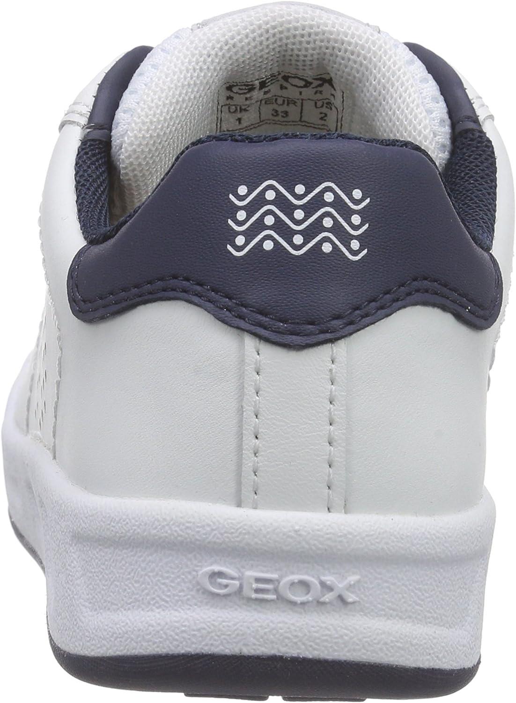 Baskets Basses gar/çon Geox J Rolk D
