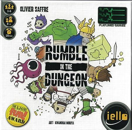 Rumble in the Dungeon: Amazon.es: Juguetes y juegos