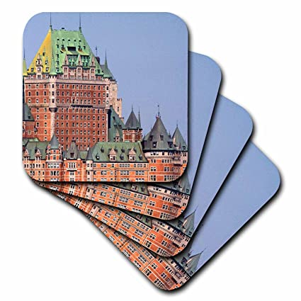 Amazon.com: 3dRose cst_74503_3 The Chateau Frontenac in Quebec City ...