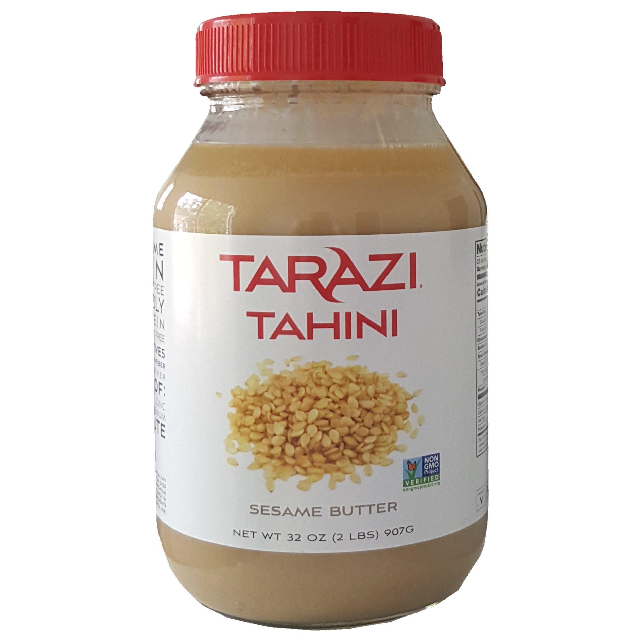 Tarazi Tahini Sesame Butter 2lbs