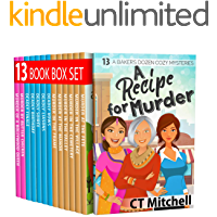 A Recipe For Murder: 13 'Baker's Dozen' Cozy Mysteries: The Complete Collection: 13 Book Box Set (Culinary Cozy Mystery Series)