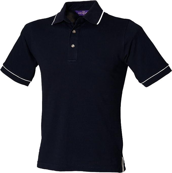 white button up polo shirt