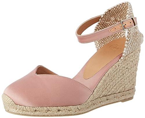 Castañer Chiarita/8/Ss19006, Alpargatas para Mujer: Amazon.es: Zapatos y complementos