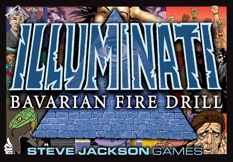 Pegasus - Mazo de Cartas (versión en inglés): Illuminati (Corporate Author): Amazon.es: Juguetes y juegos