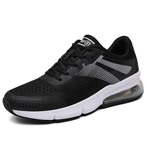 SOLLOMENSI Zapatillas para Hombre Calzados de Running Correr en Asfalto Montaña Atletismo Aire Libre y Deporte Deportivas Gimnasio Sneakers ...