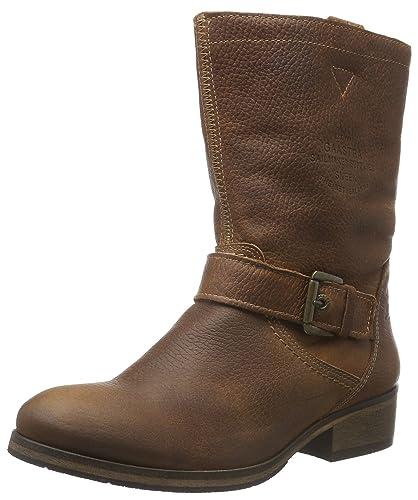 Gaastra Women's Gioia High TMB Fur Ankle Boots, Beige-Beige (2400 Cognac)
