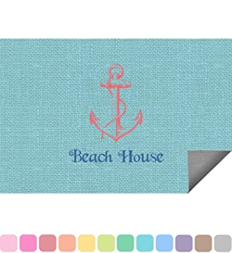 Amazon Com Rnk Shops Chic Beach House Indoor Outdoor Rug 2 X3