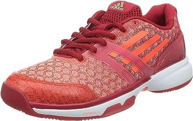 adidas Adizero Ubersonic Chaussures de Tennis Femme, Rouge
