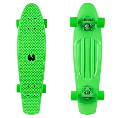 "Rekon The Long Ranger 28"" Cruiser Skateboard : Sports & Outdoors"