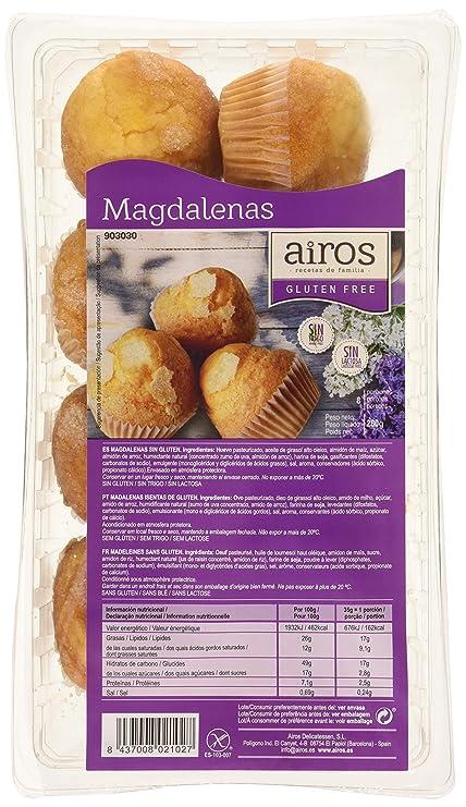 Airos Complemento Alimenticio - 280 gr: Amazon.es: Salud y ...
