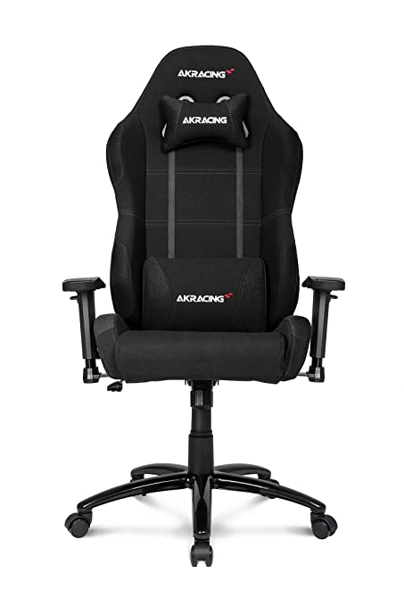 AKRacing K 7 Series Premium Gaming Chair With High Backrest, Recliner,  Swivel,