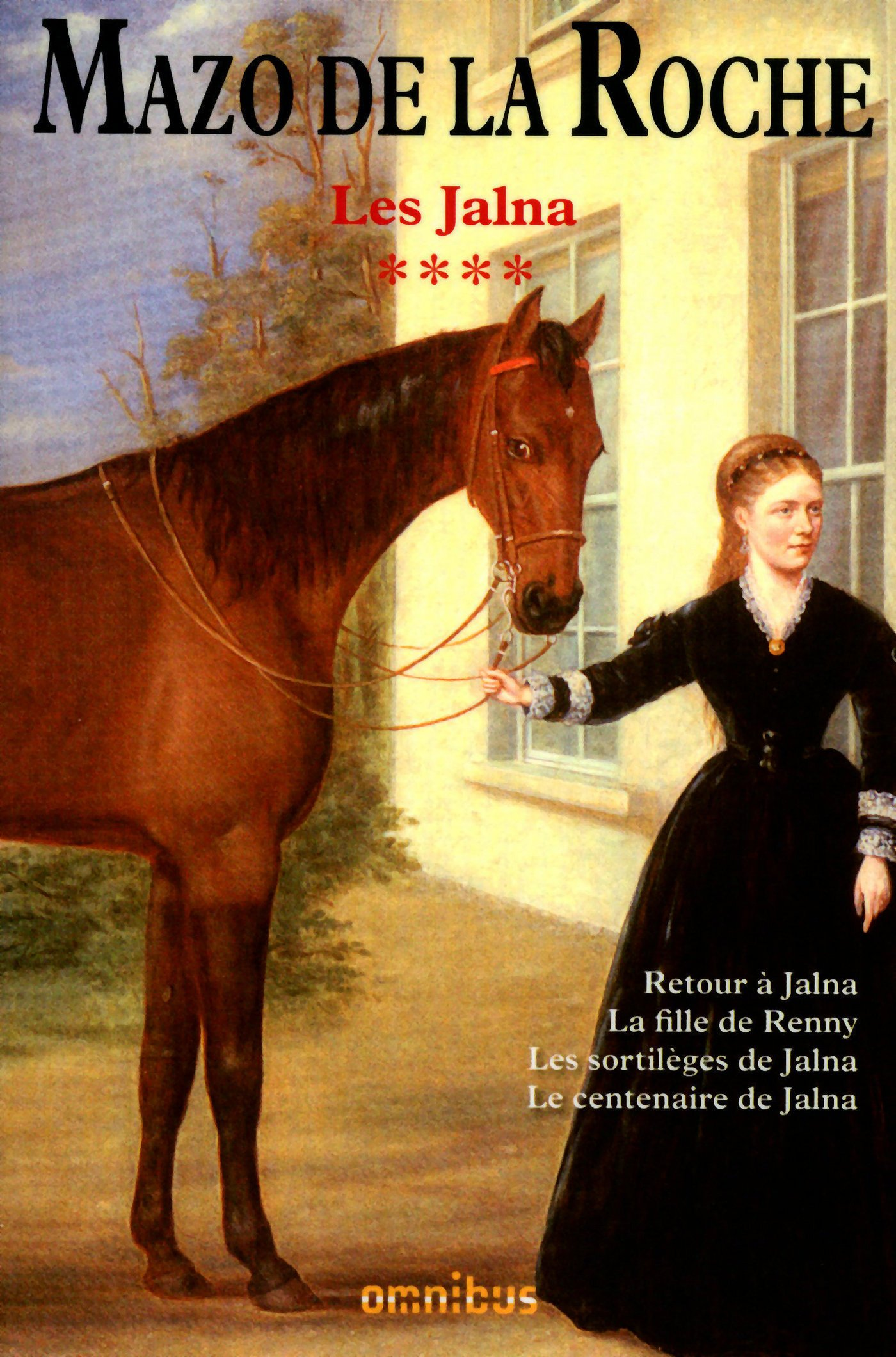 Les Jalna – T.13 à T.16 (Hors collection) (French Edition)