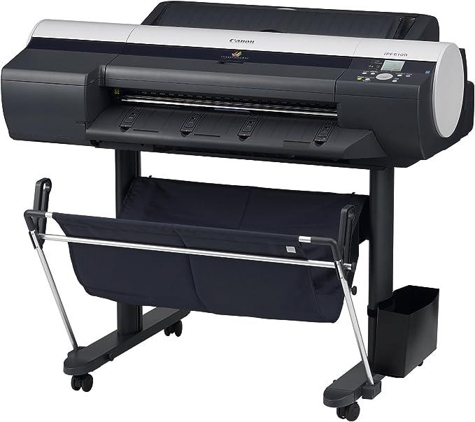 Canon iPF6100 - Impresora de Gran Formato (2400 x 1200 dpi, MBK, BK, PC, C, PM, M, Y, R, G, B, GY, PGY, 610 x 1897 mm, 610 mm, 1.5 mm (0.0591