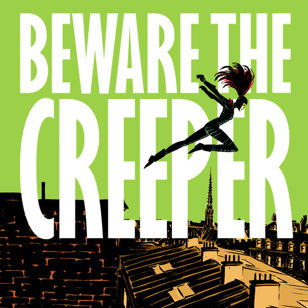 Beware The Creeper (2003) (Issues) (5 Book Series)