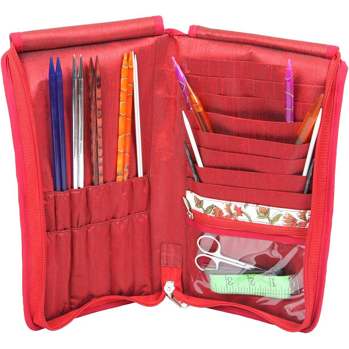 Knitter's Pride 810003 Aspire Assorted Needles Case