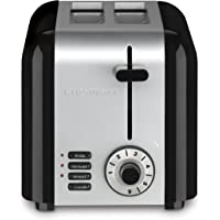 Cuisinart CPT-320 Compact Stainless 2-Slice Toaster, Brushed Stainless