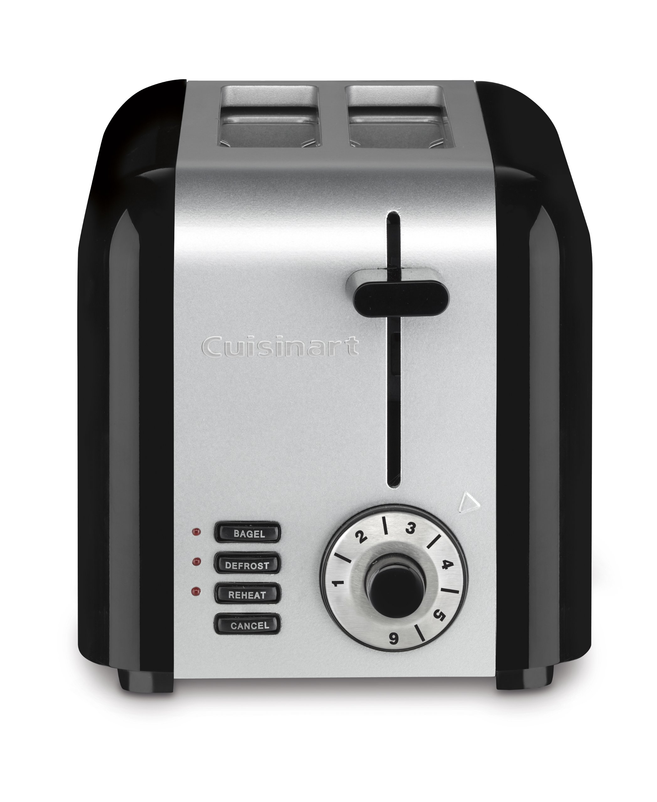Cuisinart CPT-320 Compact Stainless 2-Slice Toaster, Brushed Stainless by Cuisinart