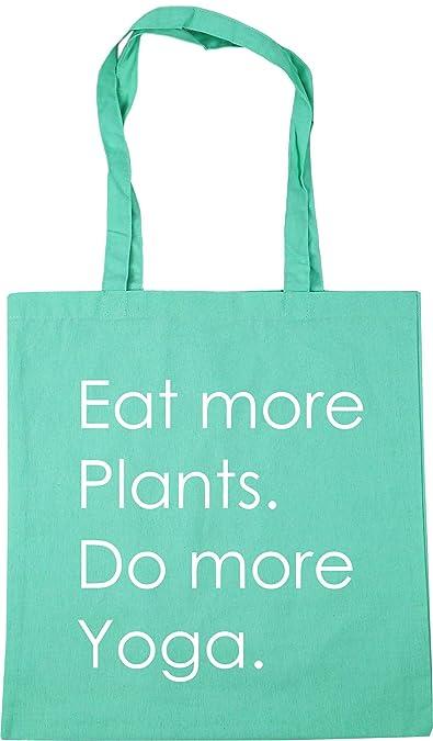 Hippowarehouse Eat More Plants. Do More Yogo. Bolso de Playa ...