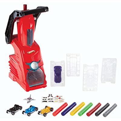 Hot Wheels Car Maker Playset: Toys & Games