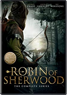 Amazon com: ROBIN OF SHERWOOD: THE COMPLETE COLLECTION