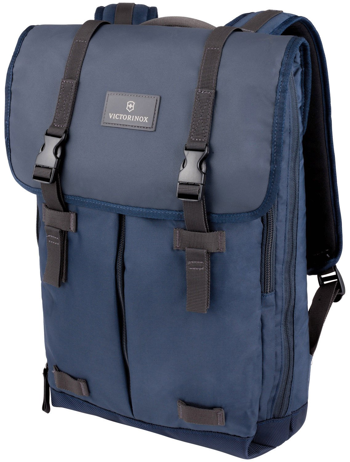 Victorinox Altmont 3.0 Flapover Laptop Backpack, Navy/Black, One Size (Model:601453) VIF8O