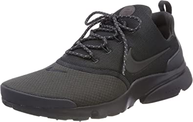 Cuota notificación entregar  Amazon.com | Nike Mens Presto Fly SE Textile Trainers (11 M, Black) |  Fitness & Cross-Training