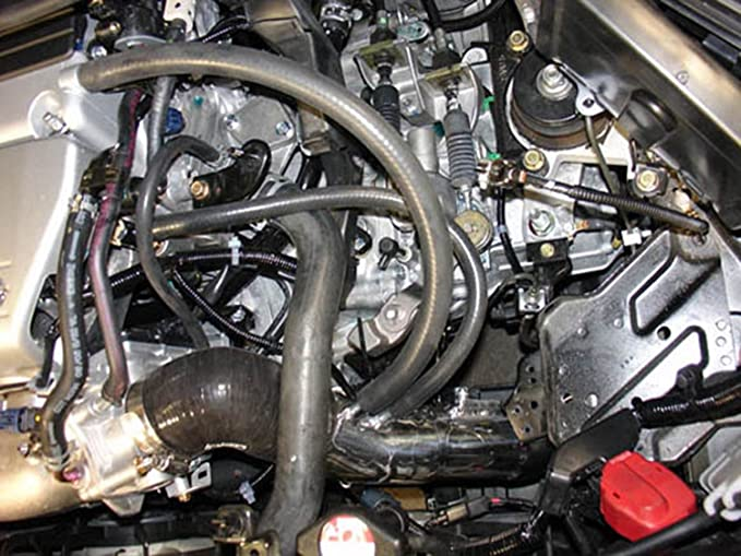 Injen Technology SP1576BLK Black Mega Ram Cold Air Intake System