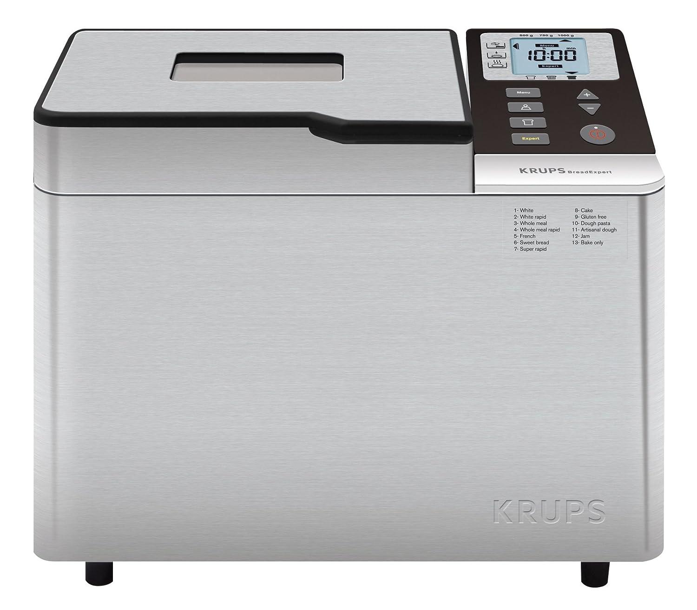 Krups KX7000 Bread Expert - Máquina de hornear pan: Amazon.es: Hogar