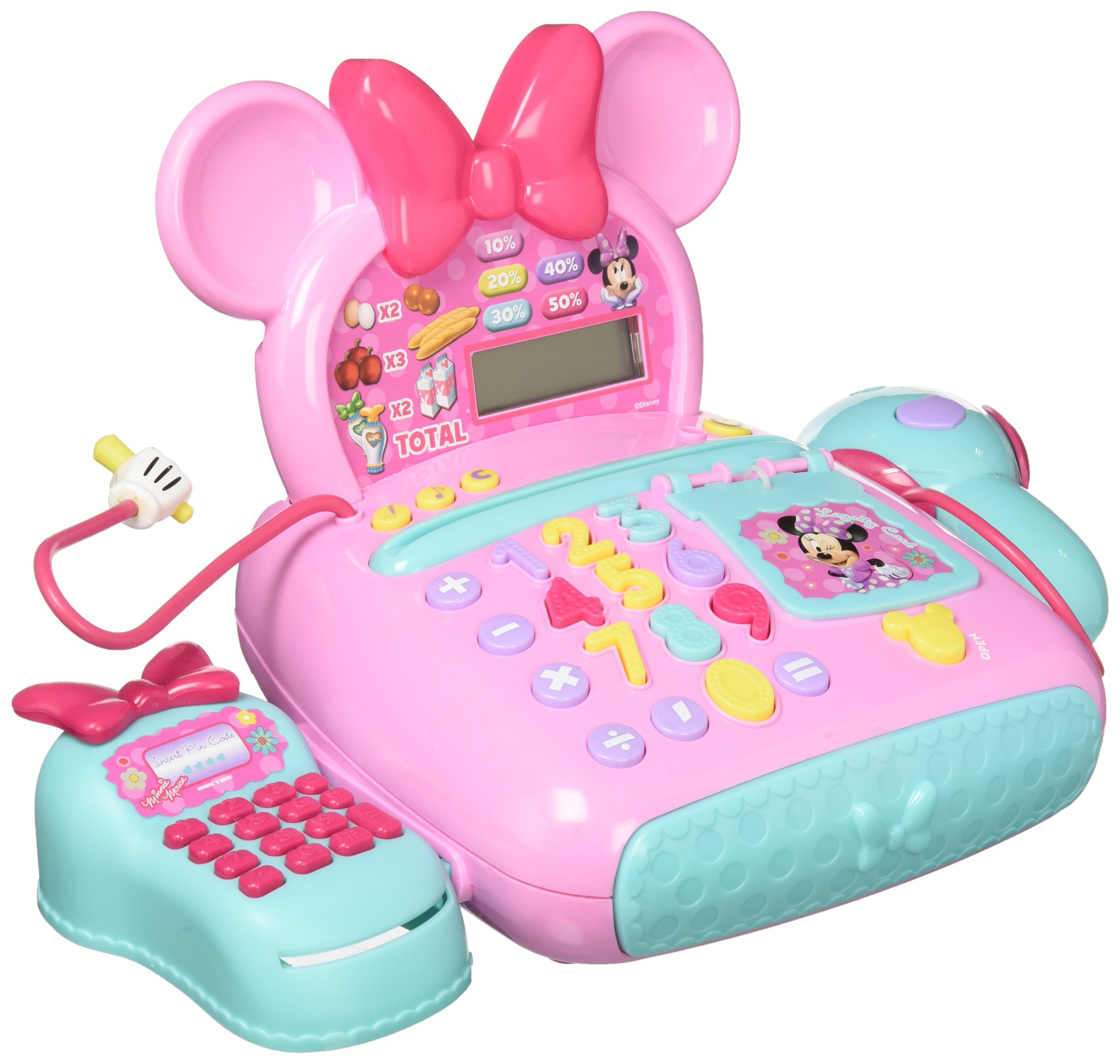 Disney Minnie Cash Register (Dispatched From UK) by IMC (Image #2)