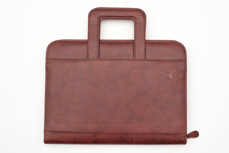 Professional Business Portfolio Briefcase Organizer Image 2