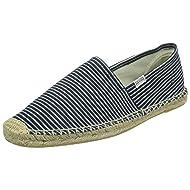 Soludos Men's Original Classic Stripe Sandal