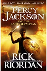 Percy Jackson and the Last Olympian (Book 5) Paperback