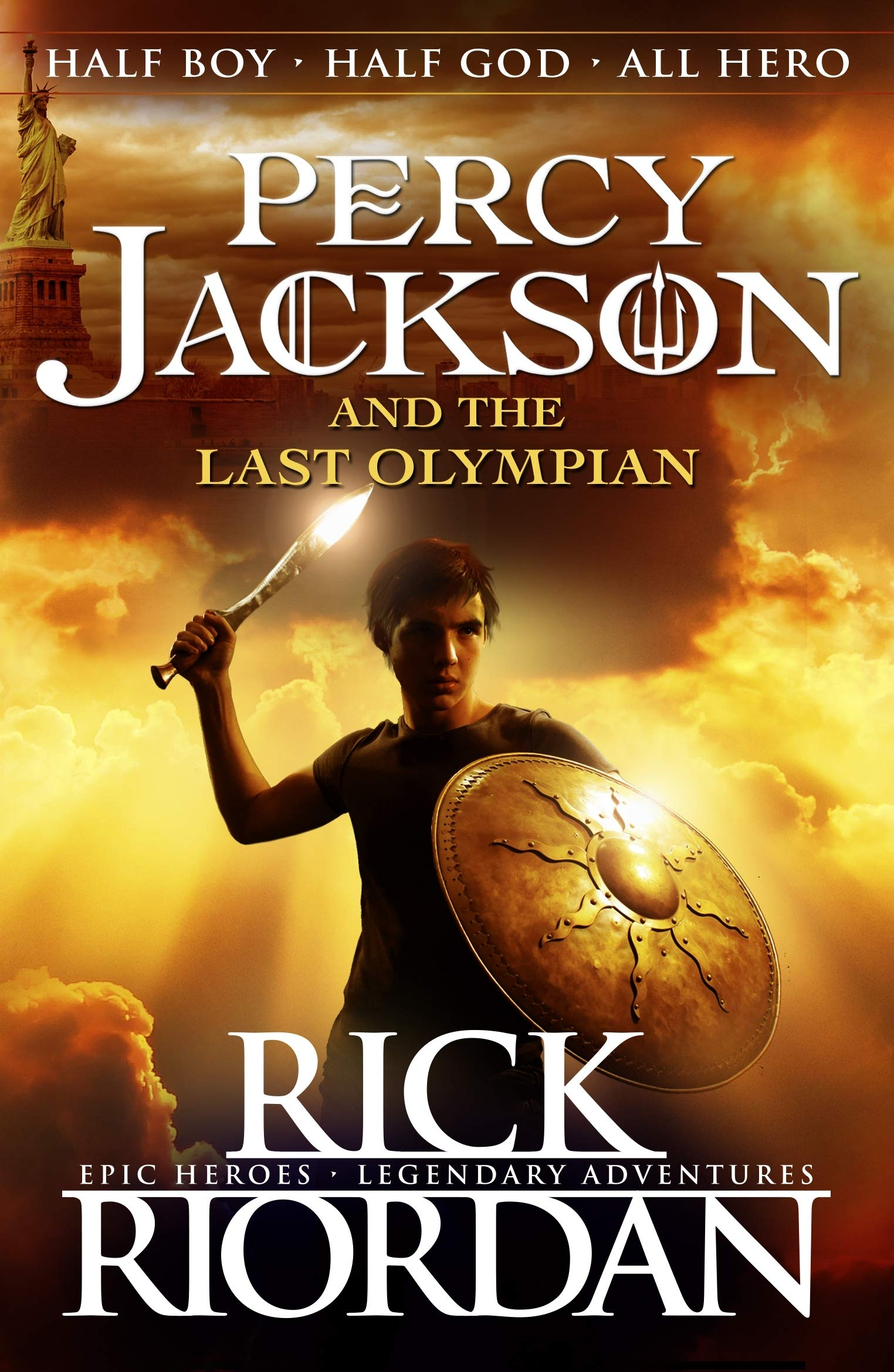 percy jackson the last olympian book online