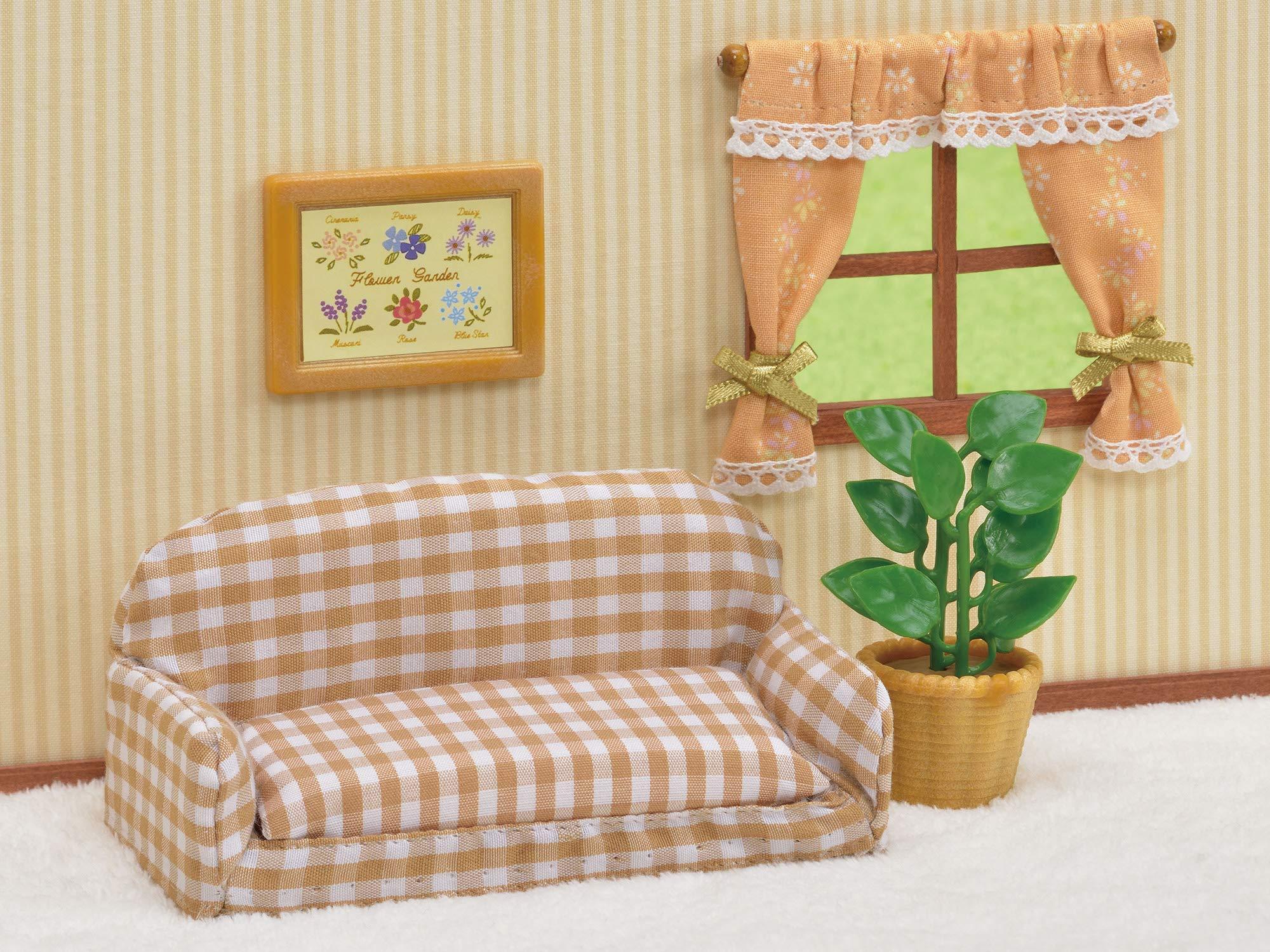 Sylvanian Families Furniture Living Room Sofa Mosquito ...