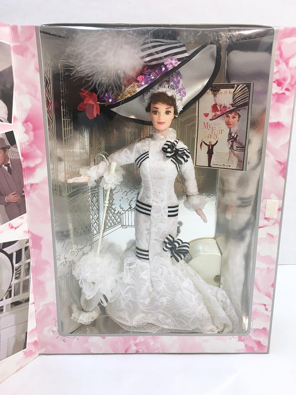 Amazon Com Barbie As Eliza Doolittle In My Fair Lady Toys Games