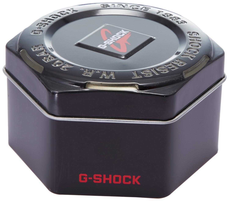 Casio G Shock 8900a 1 1dr Digital Mens Watch Black X Gd 400mb Blue Fashion