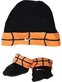 b645c2a0 NIKE Children's Apparel Baby Boys' Hat and Bootie Two Piece Set