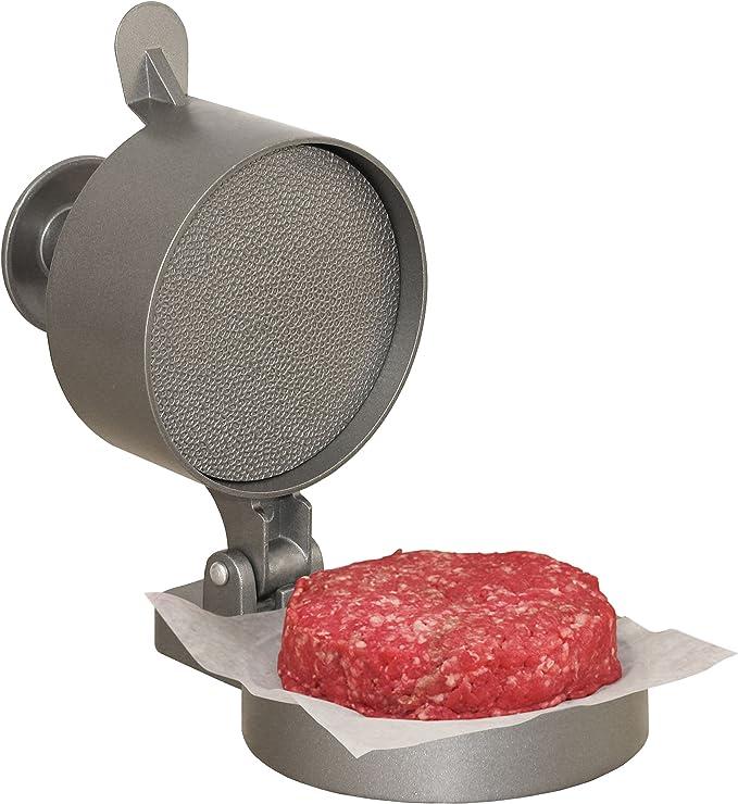 ZSWQ Presse /à Hamburger 3 en 1 Burger Press Kit de Moule /à Hamburger Anti-adh/ésif pour r/éaliser Facilement de d/élicieux Burgers en Peluche pour Burger farci Fabricant