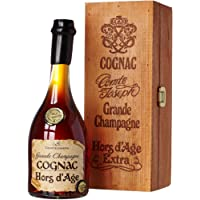 Comte Joseph Cognac Grande Champagne Hors d'Age mit Holzkiste (1 x 0.7 l)