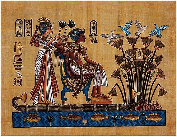 Nathan 87854 - El Faraón y su esposa - Puzzle (2.000 piezas): Amazon.es: Juguetes y juegos