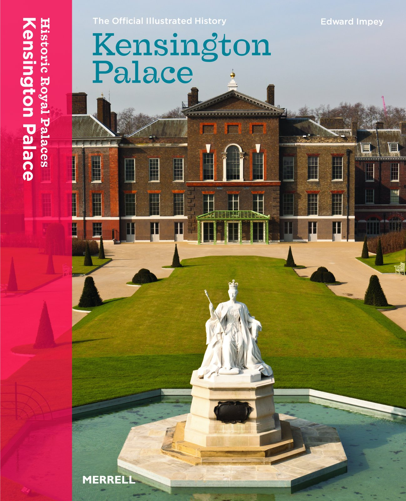 Kensington Palace: The Official Illustrated History PDF Text fb2 ebook