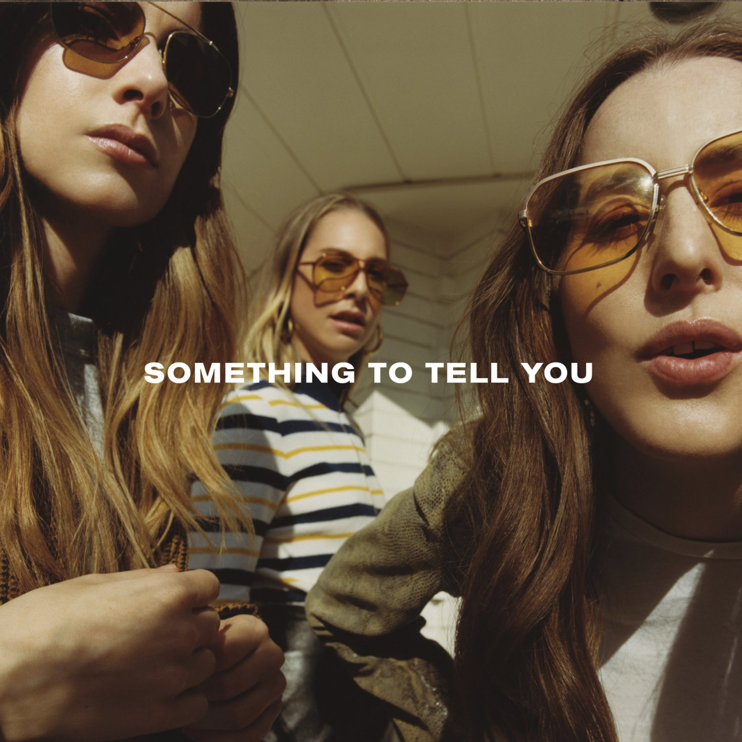 CD : HAIM - Something To Tell You (CD)