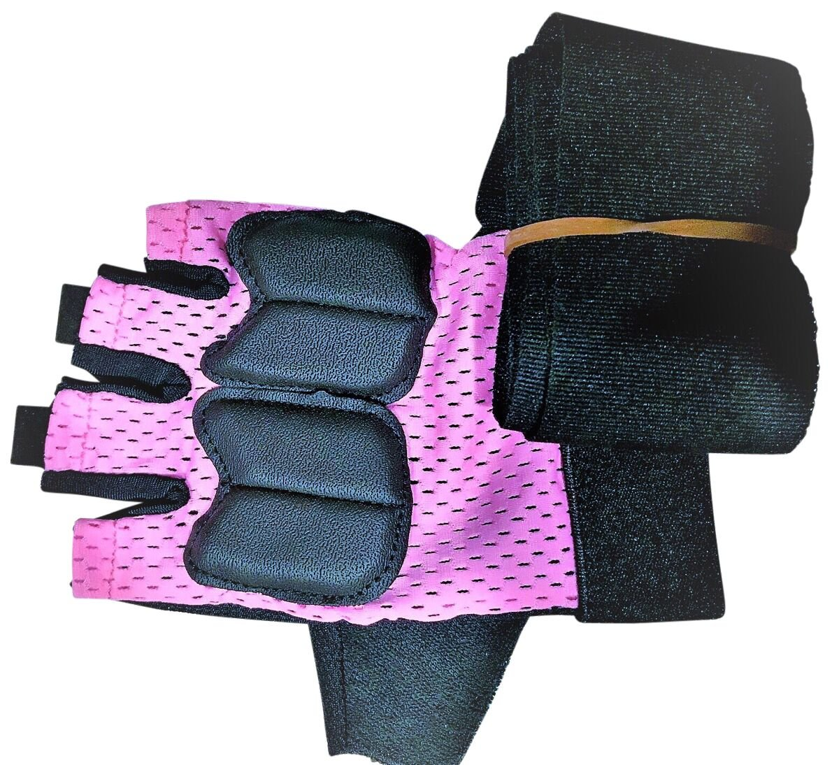Zetiling Boxing Hand Wrap Boxing Kickboxing Hand Wraps Herramienta de protecci/ón Deportiva Ideal para Profesionales o Aficionados