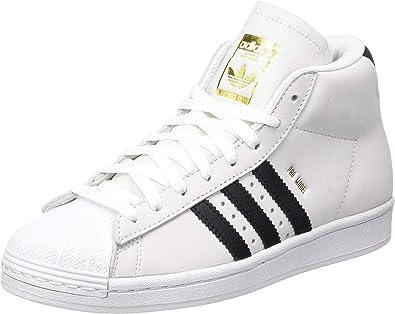 adidas Mens Pro Model High Top Sneakers