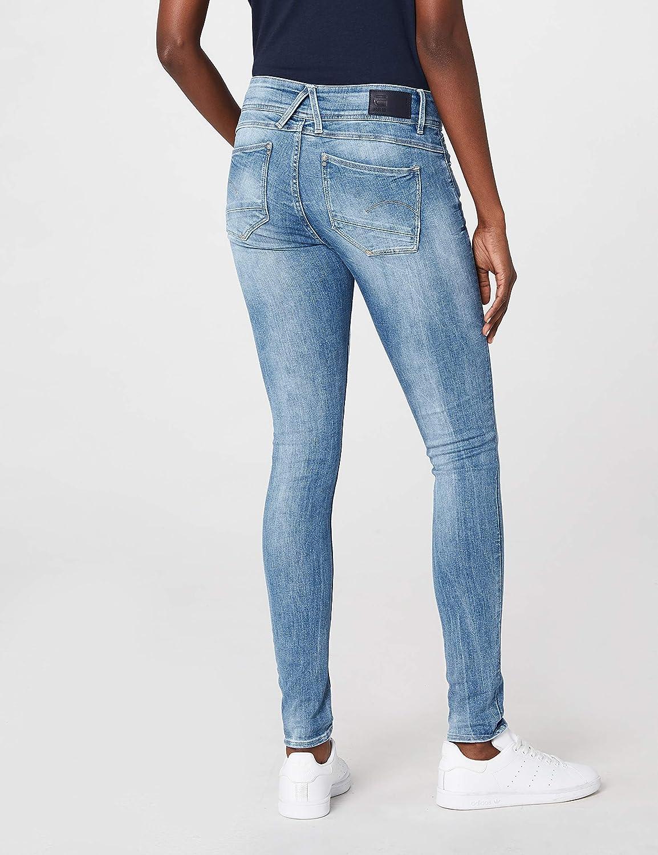 G-STAR RAW Lynn Mid-Waist Skinny Jeans Donna