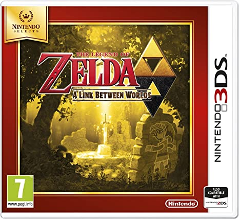 The Legend Of Zelda: A Link Between Worlds: Amazon.es: Videojuegos
