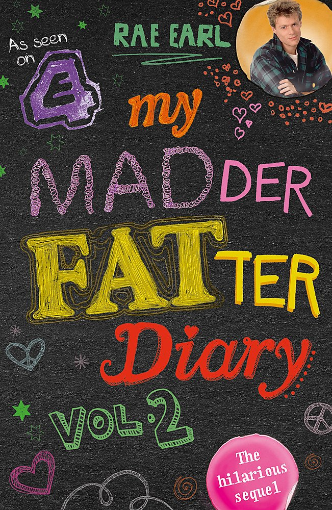 My Madder Fatter Teenage Diary pdf